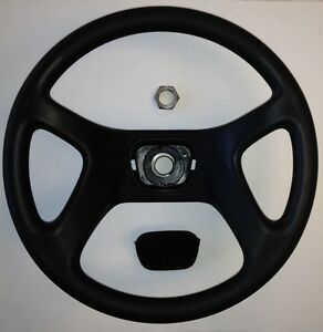 Hydraulic Power Steering Wheel 36 Tooth With Nut Cap Fits Our Eaton 204 1002