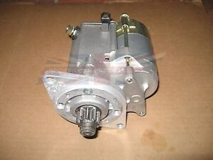 Heavy Duty Gear Reduction Starter Motor For Mgb From 1968 1980