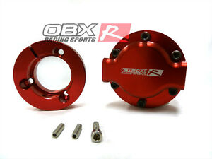 Obx Racing Red Hex Drive Fuel Pump 3600hp Gas 1800hp Ethanol Orb 10 In Out