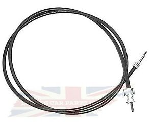 New Speedometer Cable Mgb 1968 1976 W Overdrive Triumph Tr6 Tr250 1968 1976 72