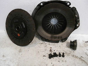 2 68 Jeepster Commando Complete Clutch Kit No Pilot Bearing