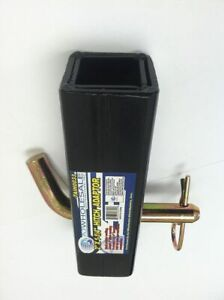 Trailer Hitch Reducer Adapter 2 To 1 1 4 Receiver Converter Big To Small New