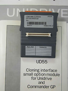 New Control Techniques Unidrive Ud55 Issa Cloning Option Module 1 Yr Warranty