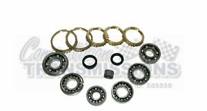 Suzuki Samurai 4x4 Transmission Rebuild Kit W syncro Rings 1986 95 5 Speed