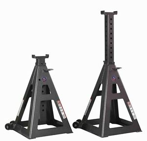 Gray 35 Thf 35 Ton Jack Stand Vehicle Support Stands Us Made Free Shipping