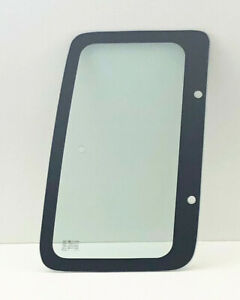 Fits 89 95 Toyota Pickup 2dr Ext Passenger Right Quarter Window Glass Movable