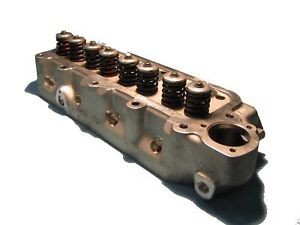 Brand New Big Valve Performance Alloy Cylinder Head For Mgb 1963 80 1 70 1 45