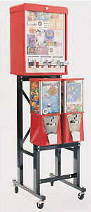 4 Way Combo Bulk Vending Machine