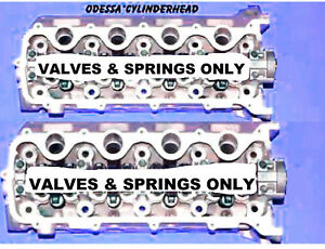 New 2 Ford F150 4 6 5 4 Sohc 3 Valve V8 Cylinder Heads 3l3e Valves