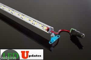 36in Pure White V5630 Showcase Display Led Light With Ul Listed Power Supply