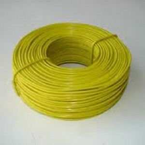 Pvc Coated Rebar Tie Wire Lot Of 20 Rolls 5 40 roll