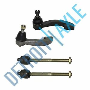 New Inner And Outer Tie Rod Ends For Stratus Sebring Breeze Sedan Or Convert