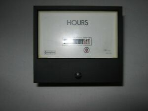 Crompton Instruments Hours Meter Used