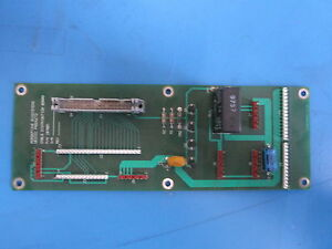 Perseptive Biosystems Vestec Cable Distribution Board Circuit Board 107001