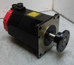 Fanuc Model 10s Ac Servo Motor A06b 0315 b002 Used Warranty