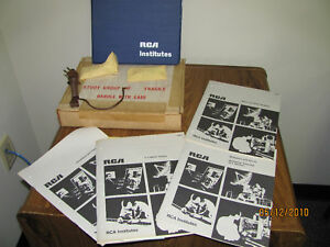 Rca Institute Study Group 6 Dc Meter Theory Generator New Old Stock