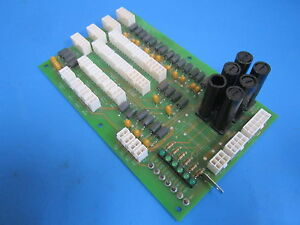 Perseptive Biosystems Dc Distribution Pcb P n 107027 Assy 750034