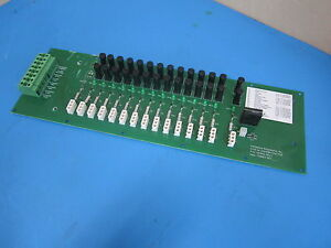 Perseptive Biosystems Inc Elite Ac Distribution Pcb P n 107043 Rev 1 750053