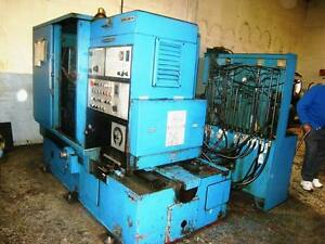 Tos Model Ofa 32a Automatic Cycling Gear Hobbing Machine
