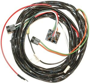 1958 Corvette Power Window Wiring Harness