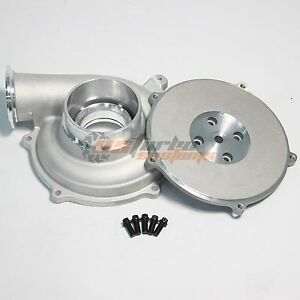 Ford Powerstroke 7 3 Gtp38 Turbo Upgraded 4 Compressor Housing Backing Plate