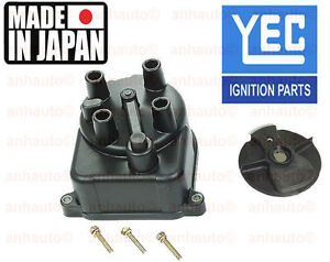 Made In Japan Yec Ignition Cap Rotor Fits Acura Honda