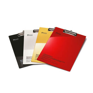 Lot Of 4 Paper Holder Color Clipboard Sysmax Vertical Type Office 46110