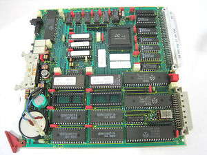 Used Carl Schenck Arev700 014 319 6 6 Pc Board Arev70001431966