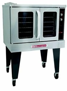 Concession Trailer Convection Oven Propane Southbend Appliance