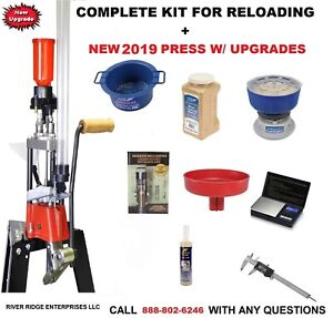 Lee Pro 1000 Progressive Press 38  357 Lee 90636 - COMPLETE KIT FOR RELOADING
