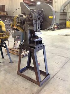 Perkins Mechanical Punch Press 2a