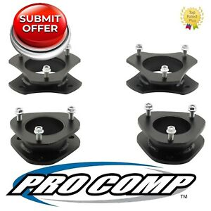 Procomp 62220k Nitro 3 Leveling Lift Kit For 2003 2009 Ford Expedition