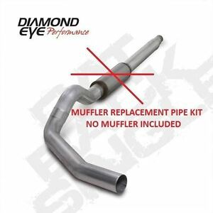 Diamond Eye 5 Cat Back Exhaust System 94 97 Ford F250 F350 7 3l Power Stroke