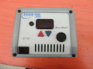 Used Good Pace St 45 Soldering Controller Station St45 Power Unit e gb