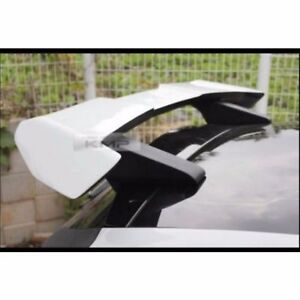 For Hyundai 2011 2017 Veloster Glass Wing Spoiler Rear Aero Parts Unpainted