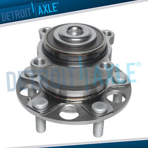 New Rear Complete Wheel Hub And Bearing Assembly For 2008 2012 Honda Accord