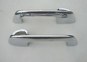 1957 1958 57 58 Ford Car Outside Door Handles Right Left New