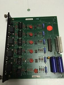 Used Reliance Electric 0 60071 Pc Board Parallel Gate Amplifier O 60071 Bx