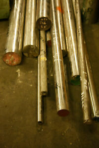 316 Stainless Steel Solid Round 1 X 59 Surplus Material F