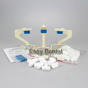 New Dental Plastic X ray Film Cid Cone Indicator Positioner Holder