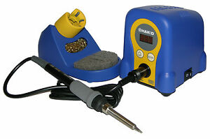 Hakko Fx888d 23by Digital Soldering Station Includes Fx 8801 Iron T18 d16 Tip