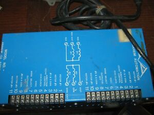 1 Pc Anaheim Automation Dpf05 Stepper Motor Drive Used