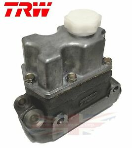 New Trw Brake Clutch Master Cylinder Mga 1600 With Raised Reservoir