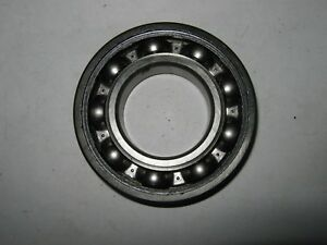 Fafnir 208kc2 Roller Caged Open Ball Bearing New