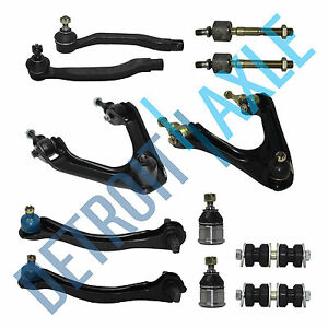 Brand New 12pc Front And Rear Complete Suspension Kit For Honda Acura Cl Accord