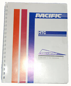 Pacific Tri acro 17 Ton Press Brake Operations And Parts Manual