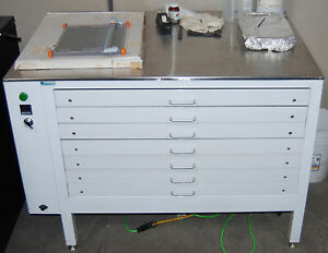 Se Technologies 7 drawers Screen Printing Dryer Cabinet L52inxd35inxh38in