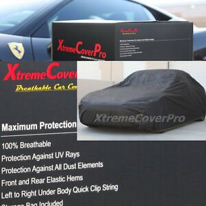 2015 Mazda Mx 5 Miata Breathable Car Cover Black