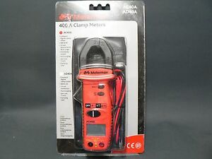 Meterman Ac40a Compact Digital Clamp Meter New free Us Shipping us Seller