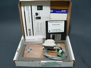 Dallas Semiconductor Ds1821 Programmable Digital Thermostat Kit us Seller